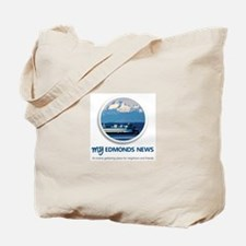 Cute In the news Tote Bag