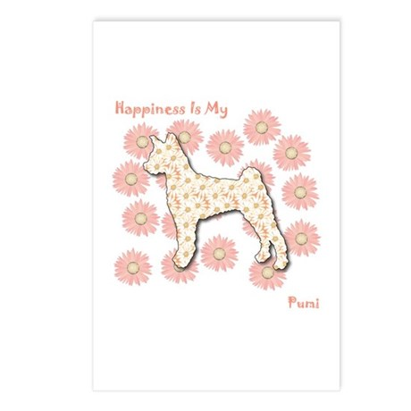 Pumi Happiness Postcards (Package of 8)