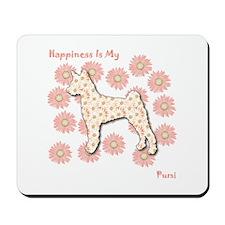Pumi Happiness Mousepad