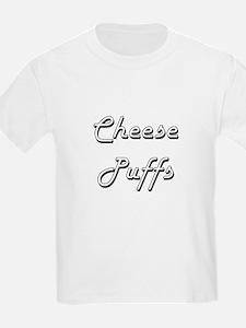 Cheese Puffs Classic Retro Design T-Shirt