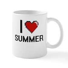 I love Summer Digital Design Mugs