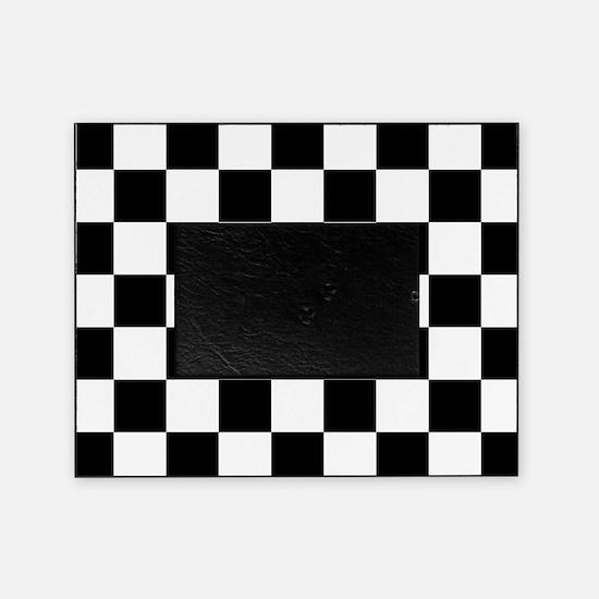 checker board Picture Frame