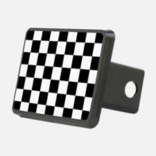 checker board Hitch Cover
