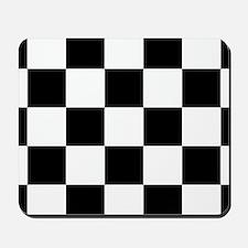checker board Mousepad