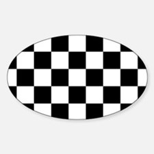 checker board Decal