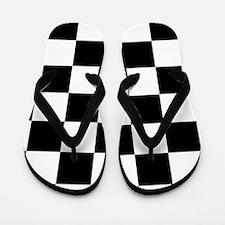 checker board Flip Flops