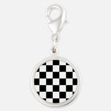 checker board Charms