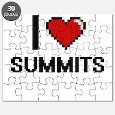 I love Summits Digital Design Puzzle