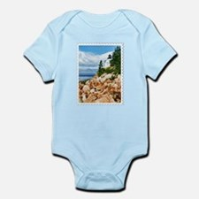 Bass Harbor Acadia National Park Maine Body Suit