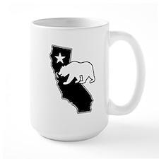 California State Bear Flag Mugs
