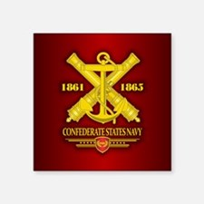 Confederate States Navy Sticker