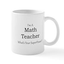Math Teacher Mugs