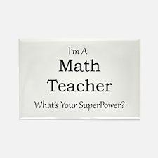 Math Teacher Magnets