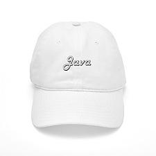 Java Classic Retro Design Baseball Cap