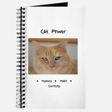 Rainbow Light Cat Power Journal