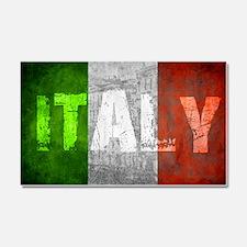 Vintage ITALY Car Magnet 20 x 12