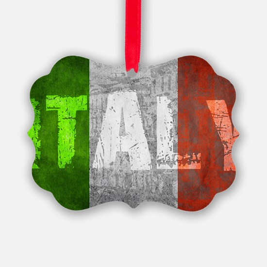 Vintage ITALY Ornament