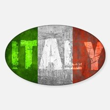Vintage ITALY Decal