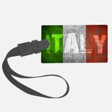 Vintage ITALY Luggage Tag