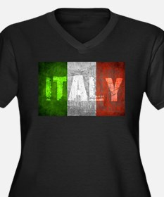 Vintage ITALY Plus Size T-Shirt