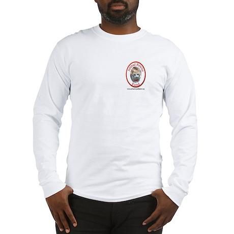 Duke Long Sleeve T-Shirt with back paw print