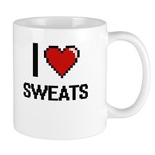 I love Sweats Digital Design Mugs