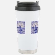 Cute Delfts blue Travel Mug