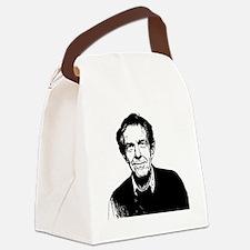 Unique John Canvas Lunch Bag