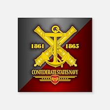Confederate States Navy Sticker