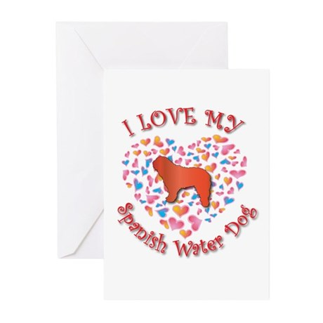 Love SWD Greeting Cards (Pk of 10)