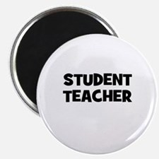 """Student Teacher 2.25"""" Magnet (10 pack)"""