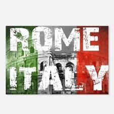 ROME ITALY Postcards (Package of 8)