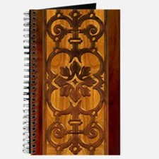 Harvest Moons Renaissance Marquetry Journal