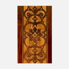 Harvest Moons Renaissance Marquetry Decal