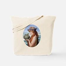 Pandora by Alma Tadema Tote Bag