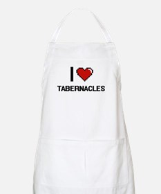 I love Tabernacles Digital Design Apron