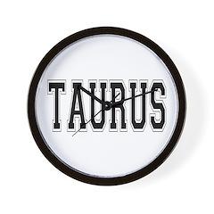 Taurus Wall Clock