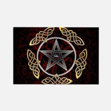 Cute Occult Rectangle Magnet