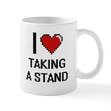 I love Taking A Stand Digital Design Mugs