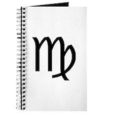 Virgo Symbol Journal