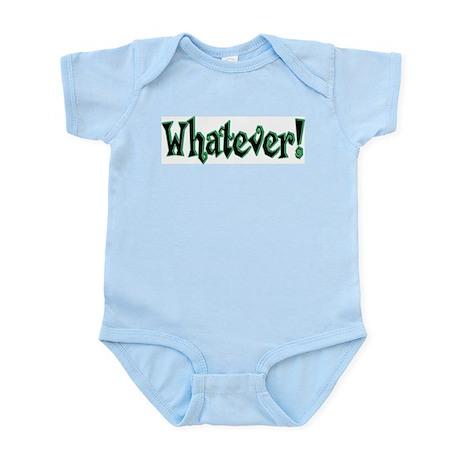 Whatever II Infant Creeper