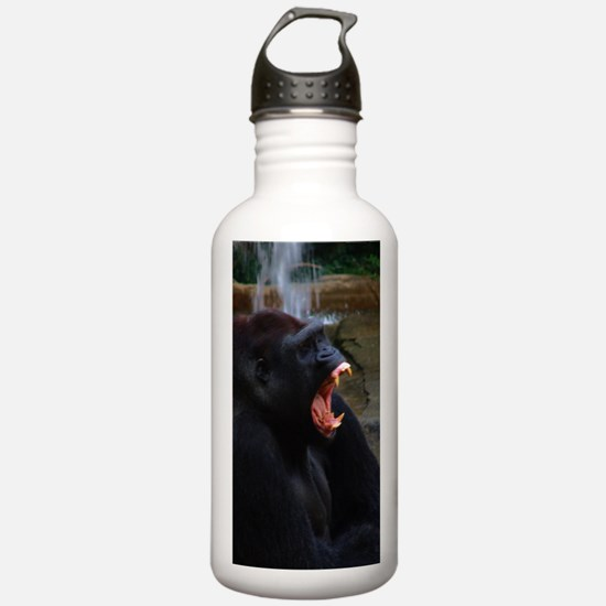 Gorilla Animals Water Bottle