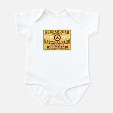Shenandoah National Park (Lab Infant Bodysuit