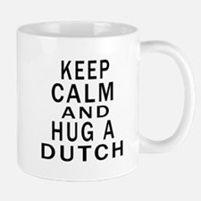 Keep Calm And Dutch Designs Mug