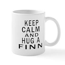 Keep Calm And Finn or Finnish Designs Mug