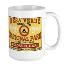 Mesa Verde National Park (Lab Mug