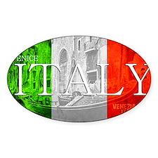 VENICE ITALY GONDOLA Decal