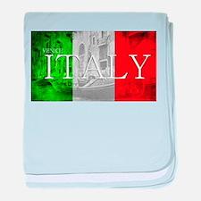 VENICE ITALY GONDOLA baby blanket