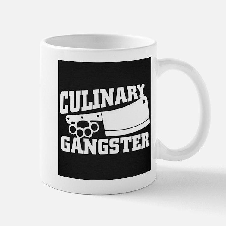 Culinary Gangster Mugs