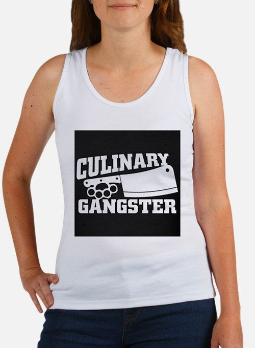 Culinary Gangster Tank Top